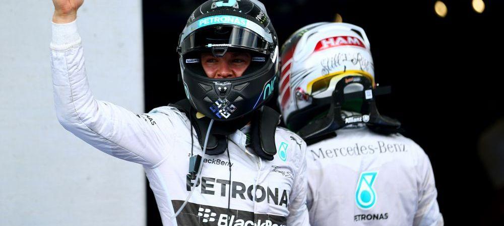 Rosberg a castigat MP al Austriei, Mercedes ia primele doua locuri! Clasamentul GENERAL si situatia constructorilor