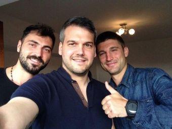Dorinel Munteanu isi face Qabala Romena in Azerbaijan! Andrei Cristea si Ropotan sunt primii care merg, Antal a refuzat