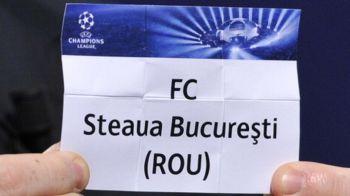 Steaua - Strømsgodset IF, in preliminariile Ligii! CFR se bate cu Jagodina din Serbia, Petrolul cu Sioni sau Flamurtari
