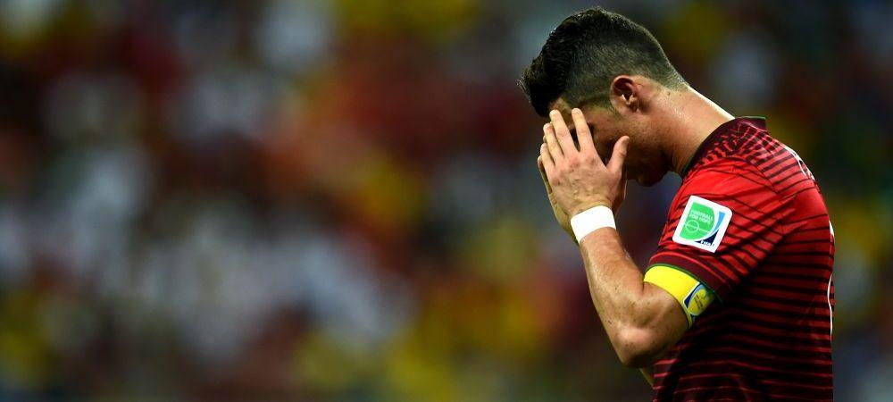 """Ronaldo a facut HAOS in vestiarul Portugaliei! Atacul DUR dupa 2-2 cu SUA! """"E SF sa crezi asta!"""" CR7 a gasit vinovatul:"""