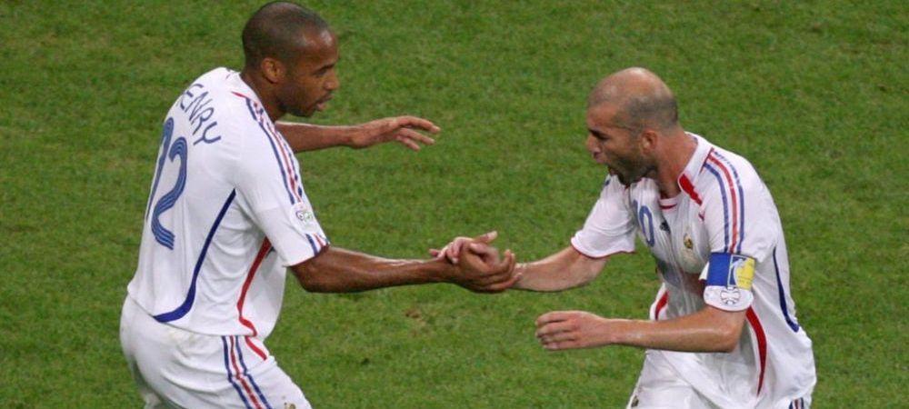 """ZIUA in care a visat ca va juca la Mondial! Interviu de vis cu Thierry Henry: """"Nu intelegeam nimic, apoi mi-au EXPLICAT!"""""""