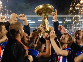 Fara victorie in Europa, dar in cea mai buna perioada din istoria clubului! Cine e Jagodina, adversara CFR-ului din Europa League