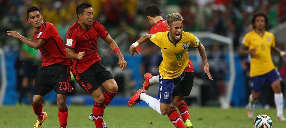 A cazut recordul de viteza la CM! Care e cel mai rapid jucator in Brazilia dupa CADEREA lui Robben