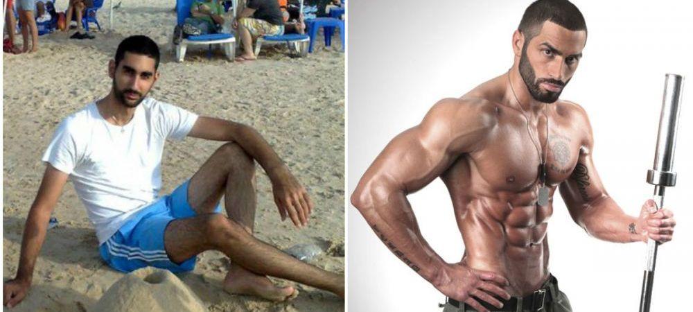 L-a vazut pe internet si a VISAT sa ajunga ca el! Transformarea incredibila a unui israelian! Cum a ajuns sa arate: FOTO