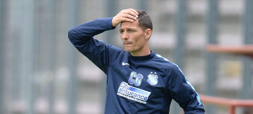 3 lovituri primite de Steaua in prima luna cu Galca antrenor. Ce probleme au jucatorii din cauza noilor antrenamente