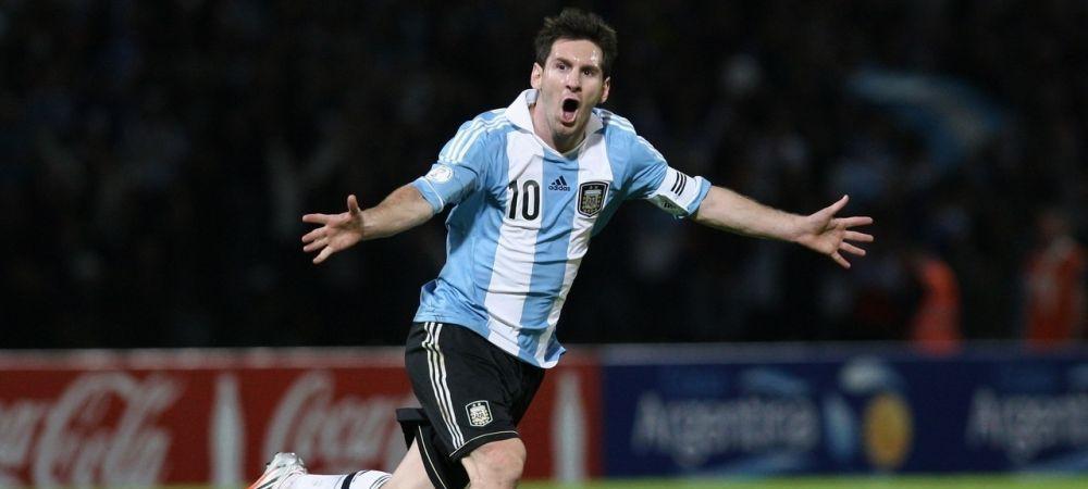 Messi a fost 'UITAT': putini oameni mai cred ca poate iesi golgheter la Cupa Mondiala! Cotele si cea mai buna medie de goluri: