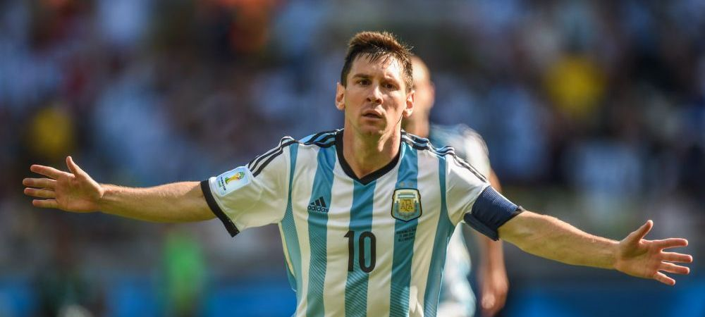 VIDEO! Mesajul emotionant primit azi de Messi din partea iubitei sale, in ziua in care face 27 de ani
