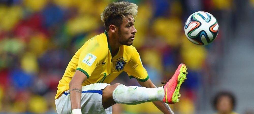 """Sefii de la Nike au luat-o """"razna"""" dupa evolutia lui Neymar! I-au facut imediat ghete speciale pentru optimi! Arata FE-NO-ME-NAL"""
