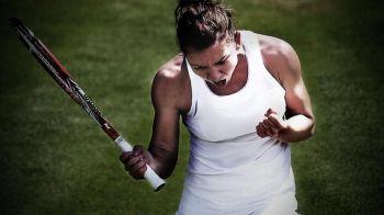 Simona Halep, favorita numarul 1 la Wimbledon, Serena Williams si Na Li au fost eliminate! Simona joaca marti in optimi