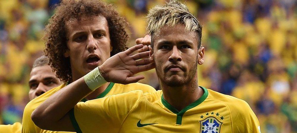 "Neymar a primit deja GHEATA DE AUR la Mondial! Noua ""arma"" cu care vrea sa devina golgeter la CM 2014. FOTO si VIDEO"