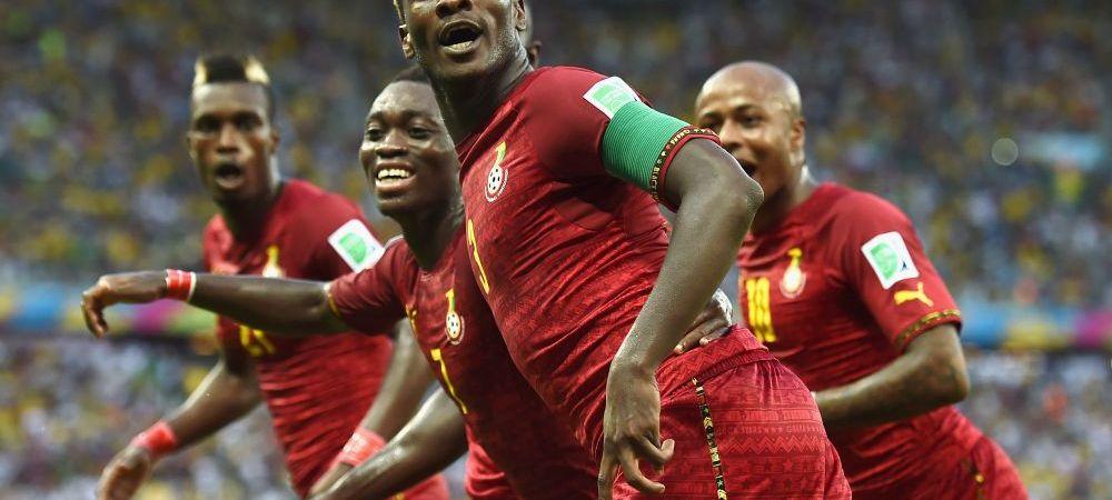 Africanii au trimis VALIZA la Mondial! Cati bani CASH au cerut jucatorii ghanezi ca sa lupte pentru calificarea in optimi