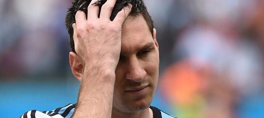 """""""Ma sperie! Nu cred ca e adevarat! El inainte era altfel!"""" Familia lui Messi face un anunt ingrijorator. Ce se intampla cu el"""
