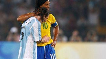 BOMBA pe piata transferurilor! Ronaldinho s-a inteles cu o echipa unde NIMENI nu credea o ca sa-l vada! Unde va juca