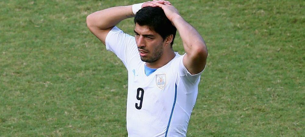 Decizia FIFA nu loveste si Barca: Suarez se poate transfera in cele 4 luni de suspendare! Revine in fotbal de Halloween :)