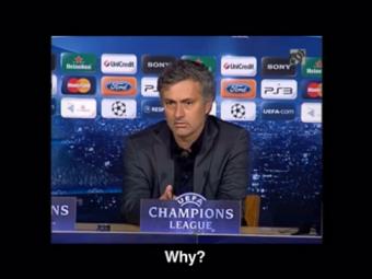 Mourinho a luat Cannes-ul in timpul mondialului! Asta e noul hit al lui 2014 :) VIDEO
