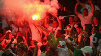 """Algeria 1-1 Rusia! Ce rusine! Rusii au fost calificati 60 de minute, dar Slimani le-a """"luat gazul"""" Algeria - Germania, in optimi!"""