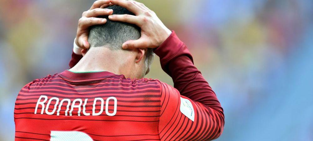 """Cristiano Ronaldo, NEGRU de suparare dupa eliminarea de la Cupa Mondiala: """"Se putea mai mult"""" Ce gest a facut dupa meci"""