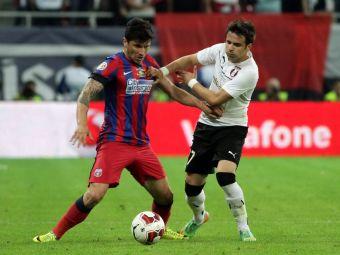 Matel, EXCLUS din lotul Astrei! Fundasul s-a intors in Romania alaturi de Steaua! Ce spune Niculae despre transfer: