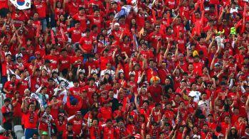 Record istoric pentru un club din Romania: 25.000 de oameni au venit dupa echipa lor la Bucuresti pentru meciul ANULUI