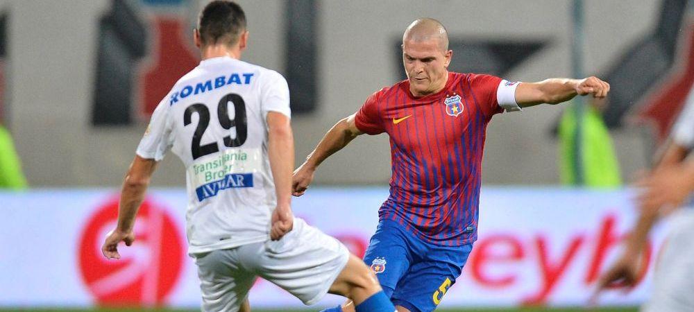 """""""Ce sansa ar fi sa ajung la Steaua!"""" Din Europa League poate ajunge in Ghencea! El e urmasul ultimilor doi capitani ai Stelei"""