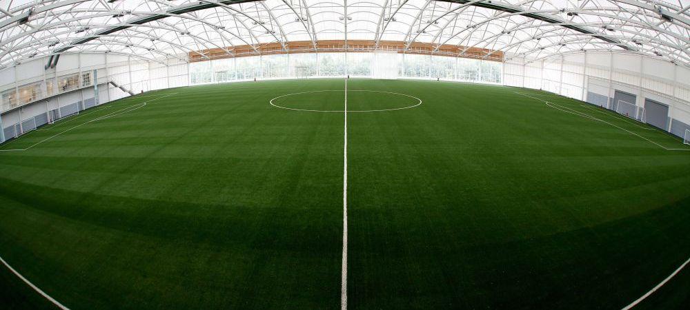 Imagini FABULOASE din noua baza de Champions League a Stelei! A costat 130 de milioane de euro si e unica in Europa. FOTO