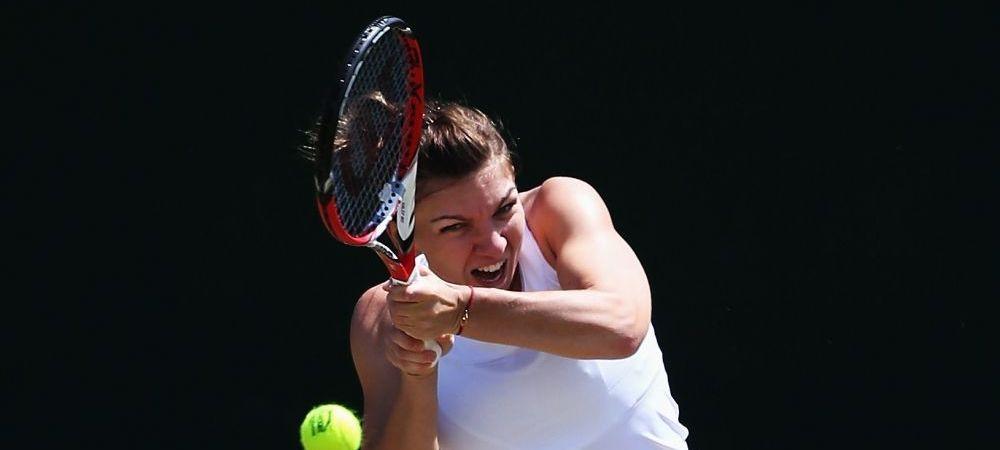 """""""E uimitoare, un zid!"""" Un nume urias analizeaza fiecare miscare a Simonei: """"Cine stie ce vor face romanii daca bate la Wimbledon"""""""