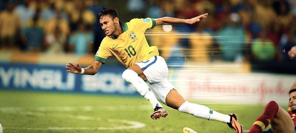 "Neymar a povestit cum era sa fie 'furat' de sub nasul Barcelonei! ""Nu stiam ce sa fac! Eram in birou si m-a sunat Pele!"""