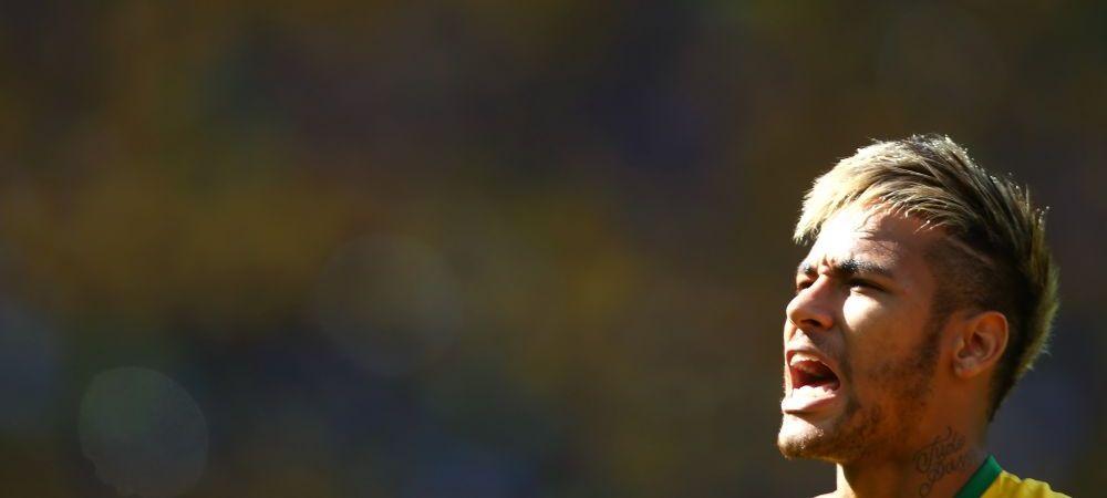 SECRETUL lui Neymar! Ce imagine a postat pe internet inainte de meciul din optimi! FOTO