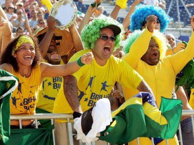 'Asa ceva n-ar mai fi posibil nicaieri in lumea asta!' Ce au vazut jucatorii Braziliei in peluza cand au iesit de la incalzire