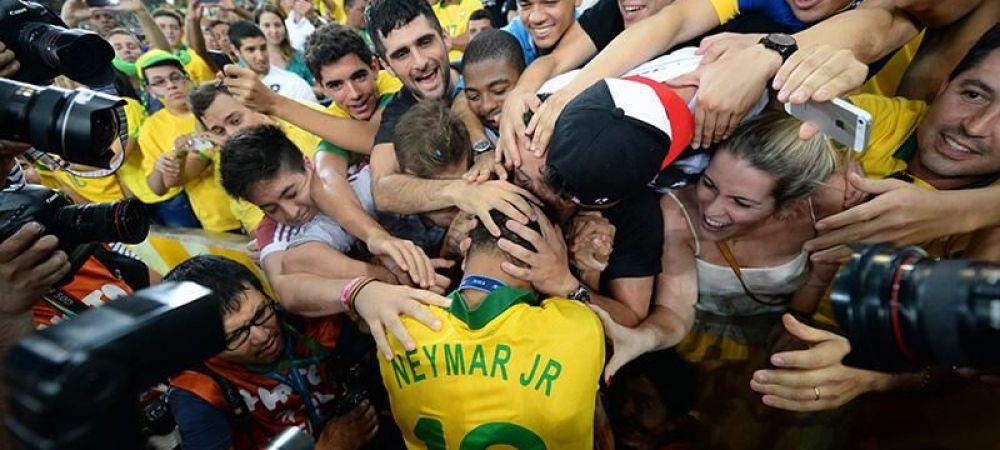 Cutremur in Brazilia: Neymar s-a accidentat! Primul verdict al medicilor ii sperie teribil pe fani