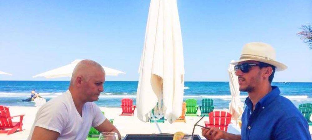 """Azi ramai doar cu experienta!"" Super foto: Cu cine a fost surprins Marica jucand table la mare"