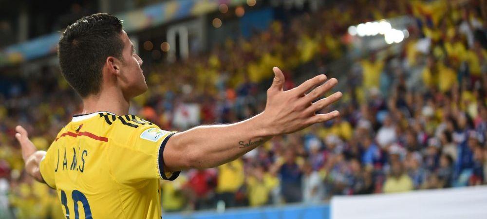 """Urmeaza transferul VIETII pentru James Rodriguez: """"Ar fi un vis pentru mine!"""" Anuntul care declanseaza sarbatoarea la Madrid"""
