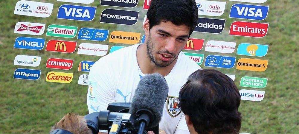 Suarez, oferta soc din singurul campionat al Europei in care are voie sa joace in urmatoarele 4 luni: