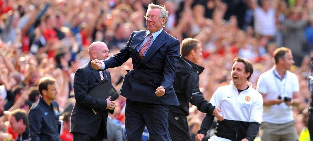 Transformarea incredibila a lui Sir Alex Ferguson! Milioane de fani se ridica in fata lui in semn de RESPECT