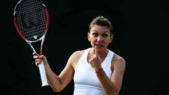 Simona Halep a fost IGNORATA de englezi la Wimbledon! Moment incredibil la Londra pentru numarul 3 Mondial