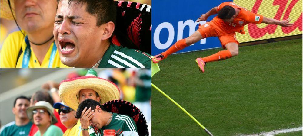 GHINION teribil pentru Mexic! Au asteptat de 20 de ani acest moment, totul s-a dus in doua MINUTE!