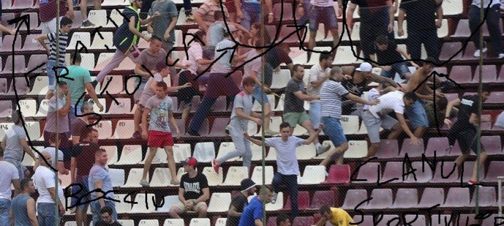 """POVESTEA din spatele bataii din Giulesti! """"Vrem ca stadionul sa fie loc pentru SUPORTERI, nu INTERLOPI!"""" Un fan dezvaluie totul:"""