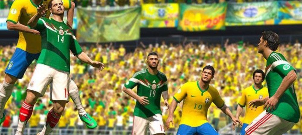 NICIUN joc FIFA n-a fost ATAT de bun! Imagini senzationale din FIFA 15. Cum arata jocul