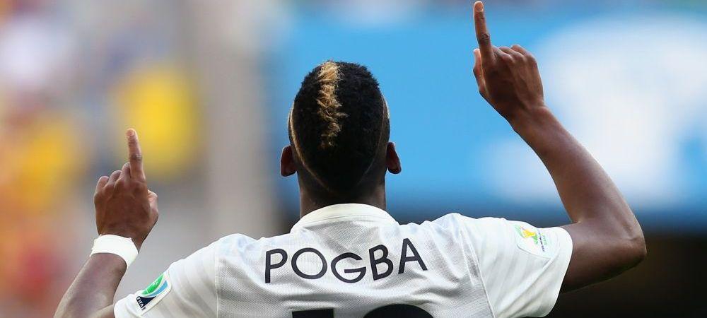 Moment de VIS pentru Paul Pogba! Ce inseamna, de fapt, golul marcat in fata Nigeriei: