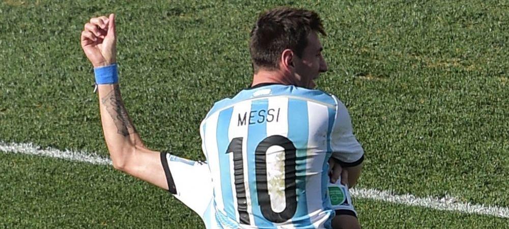 Momente senzationale in vestiarul Argentinei! Messi a innebunit de fericire, toti jucatorii au inceput sa cante IMPOTRIVA BRAZILIEI! VIDEO