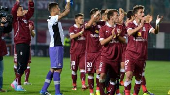 Rapidul se pregateste sa VANDA in Champions League! Giulestenii s-au salvat de la dezastru, o echipa de Liga vine la cumparaturi!