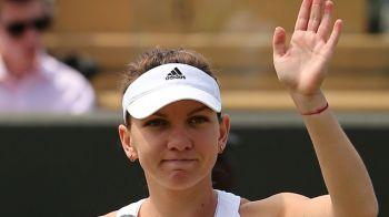 """FANTASTIC! Lumea tenisului se inchina in fata Simonei Halep! Cea mai tare reactie: """"Lisicki o sa aiba cosmaruri toata viata!"""""""