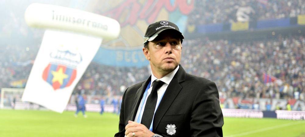 """""""Trebuie rabdare cu Galca! Nici eu nu castigam in amicale!"""" Ce spune Reghe despre revenirea lui Raul Rusescu la Steaua"""