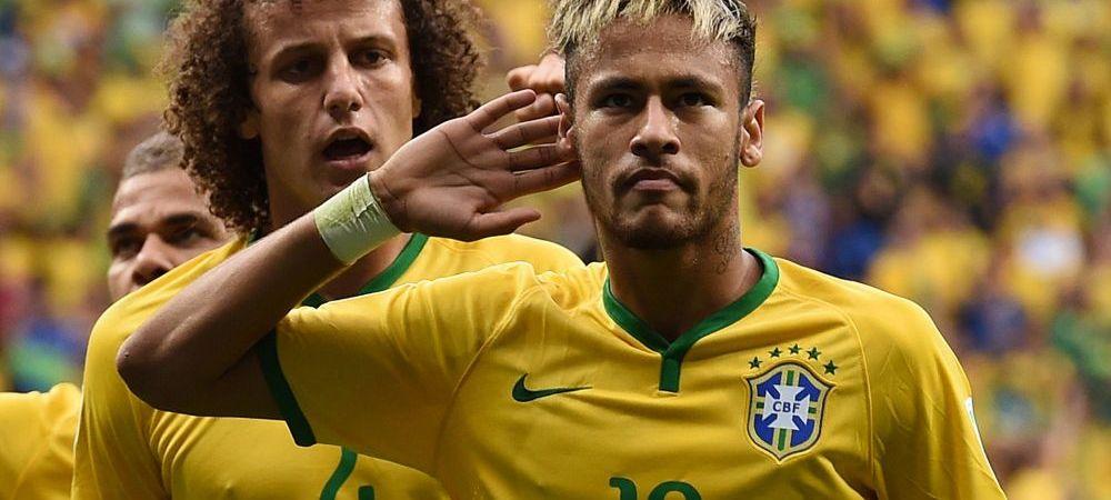 """""""Cu tot respectul, sper sa se incheie aici!"""" Declaratia incredibila a lui Neymar inainte de Brazilia – Columbia"""