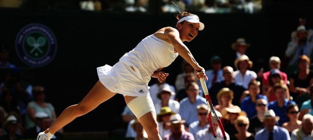 """""""NU ne putem consola cu asa ceva!"""" Mesajul lui Ilie Nastase dupa infrangerea Simonei Halep in semifinalele Wimbledon:"""