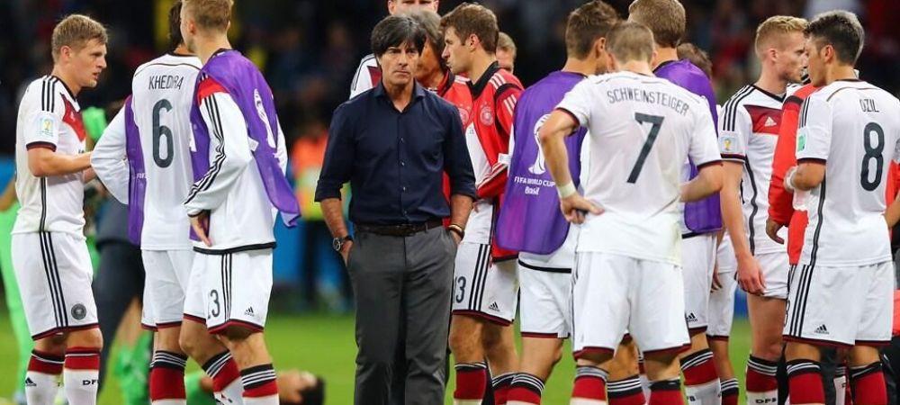 Incredibil! Germania are 7 jucatori bolnavi inaintea meciului cu Franta! Anuntul lui Low