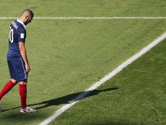 """""""Adio, povestea s-a incheiat!"""" Imaginea DEZAMAGIRII pentru francezi la Cupa Mondiala. Primele reactii dupa eliminare:"""