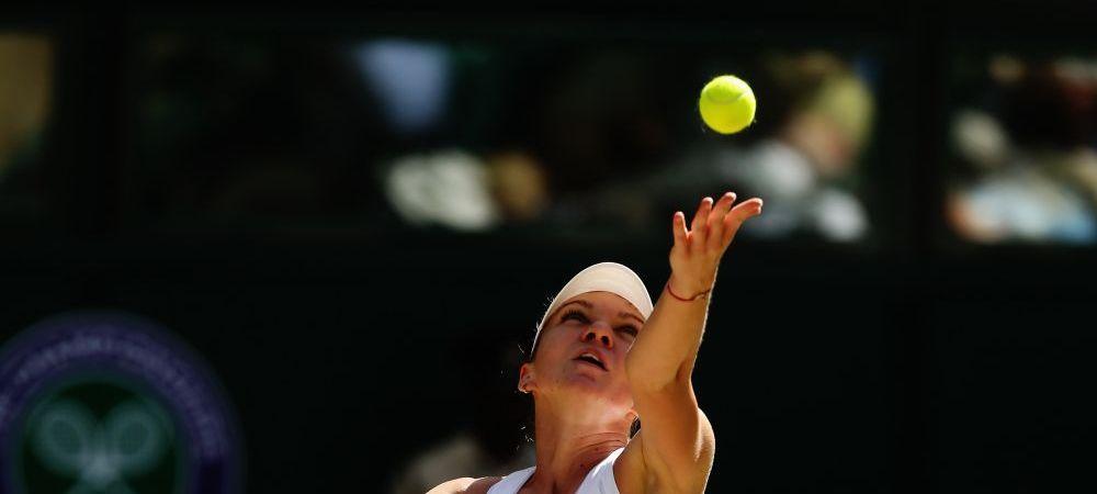 PREMIUL urias pe care l-a incasat Simona Halep! Ce s-a intamplat in timpul semifinalei de la Wimbledon: