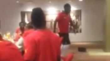 Un jucator s-a DROGAT la Mondial si a fost trimis de URGENTA acasa! VIDEO: imagini incredibile