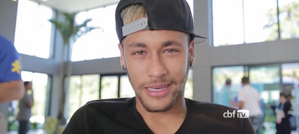 Scene emotionante in Brazilia. Neymar a intrat in direct de la spital, brazilienii au inceput sa planga. Ce mesaj a transmis. VIDEO
